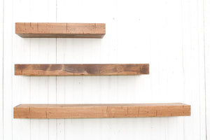 Floating Shelf - Timber Made Design Co