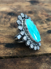Load image into Gallery viewer, Royston Turquoise Statement Ring