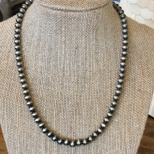 7mm Navajo Pearls Varying Lengths