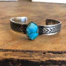 Load image into Gallery viewer, Kingman Turquoise Cuff