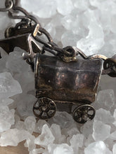 Load image into Gallery viewer, Vintage Western Charm Bracelet