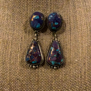 Mohave Statement Earrings