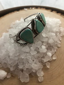 Three Cabochon Cuff