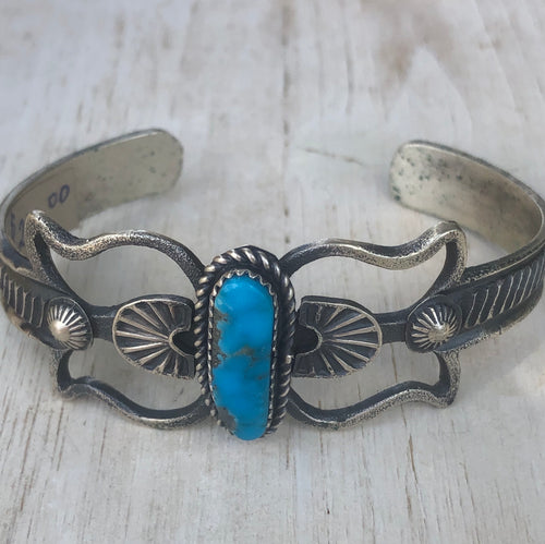 Navajo Cuff by Ella and Linberg Billah