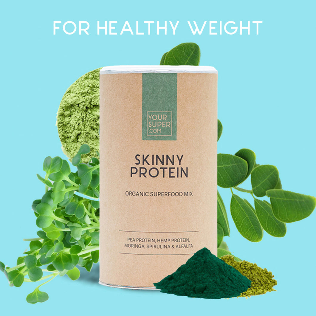 Your Super Organic Skinny Protein