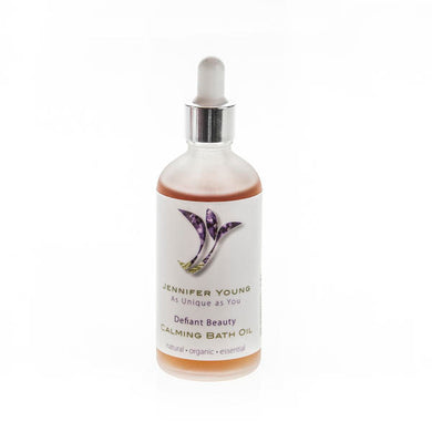 Defiant Beauty Calming Bath Oil