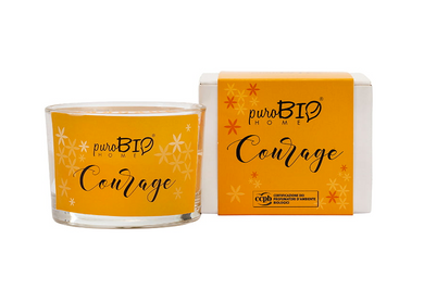 HOME Organic Candle Courage