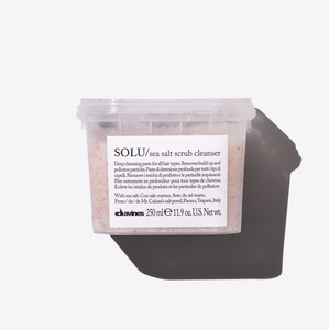 Essential Solu Sea Salt Scrub
