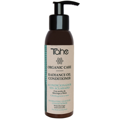 ORGANIC CARE Radiance OIL Leave - In Co nditioner
