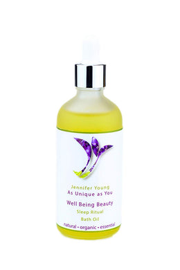 Well Being Sleep Ritual Bath Oil