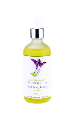 Well Being Clarity Body Oil