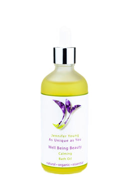 Well Being Calming Body Oil