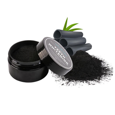 "Bamboo Charcoal Teeth Whitener ""ActivePanda"" LivegentleUS"