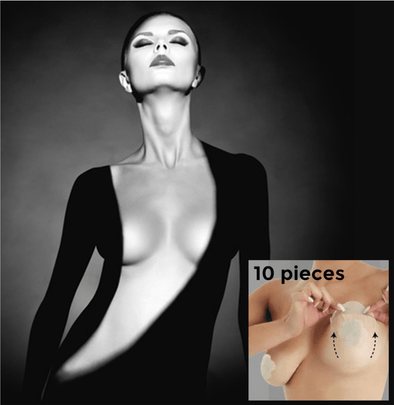 Boob Up for your perfect outfit -> set of 10 LivegentleUS