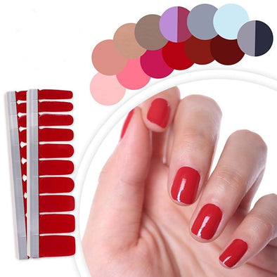 Nail Glam - Smashing Fingernails In Seconds - 22 colours 200001152 LivegentleUS