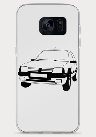 Coque Samsung Peugeot 205 GTI - XR11 Auto