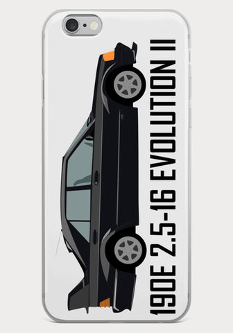 Coque Iphone Mercedes-Benz 190E 2.5-16 Evolution II - XR11 Auto
