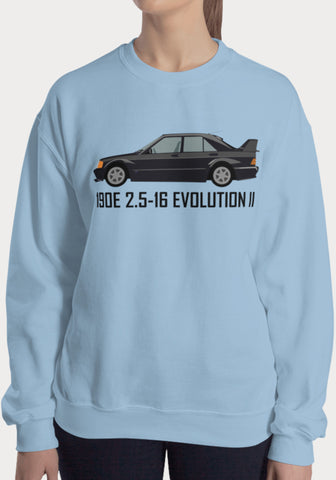 Sweat Femme Mercedes-Benz 190E 2.5-16 Evolution II - XR11 Auto