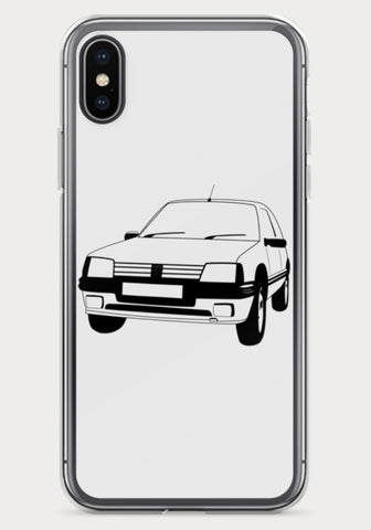 coque iphone xs peugeot