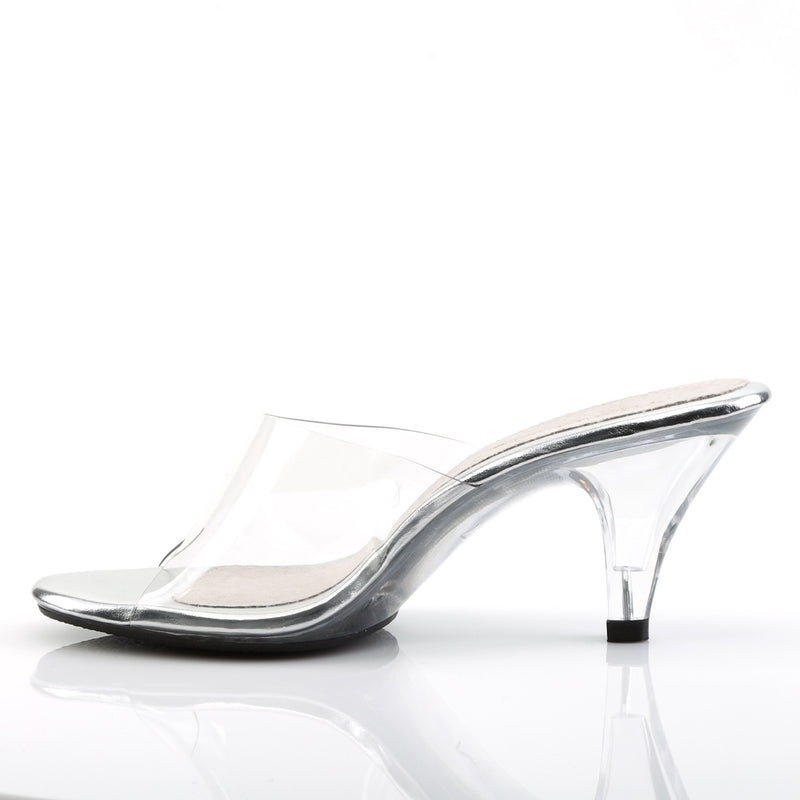 Belle 301 Clear Sandals