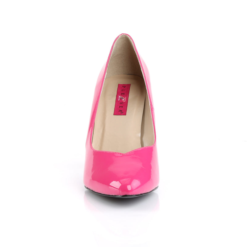 Dream 420 Hot Pink Patent Pumps