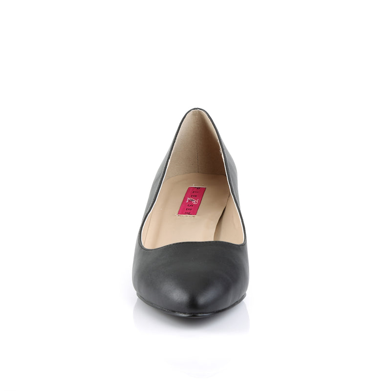 Fab 420 Black Matte Pumps
