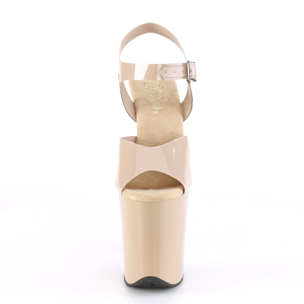 Flamingo 808N Nude TPU Vegan Platforms