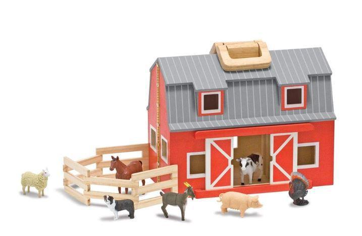MD Fold & Go Barn