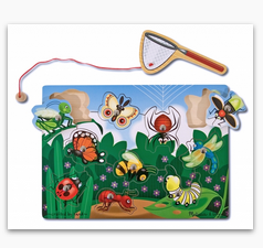 MD Bug-Catching Magnetic Puzzle Game