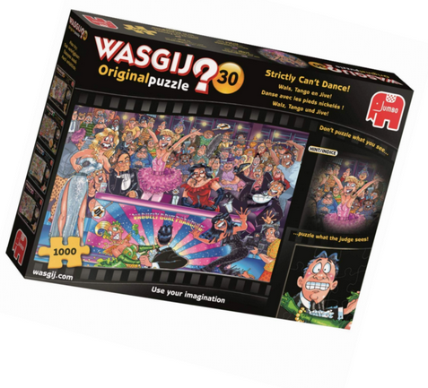 Wasgij-Strictly Can't Dance-O30