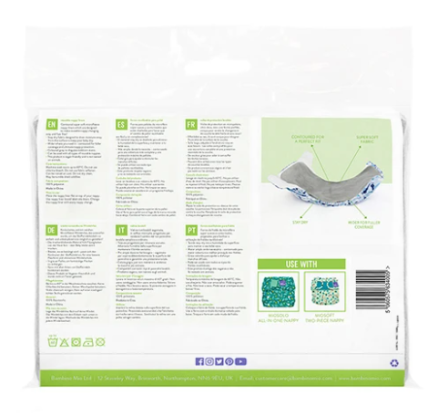 Bambino Mio Nappy Liners 8 stk., margnota