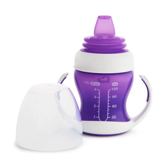 Munchkin Gentle Transition Trainer Cup 125ml, mismunandi litir