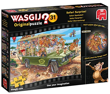 Wasgij-O31-Safari Surprise