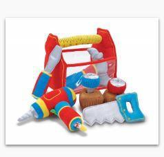 MD Toolbox Fill and Spill Toddler Toy