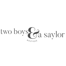 Two Boys & A Saylor