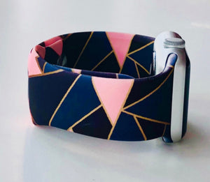Boho Geometric Apple Watch Band