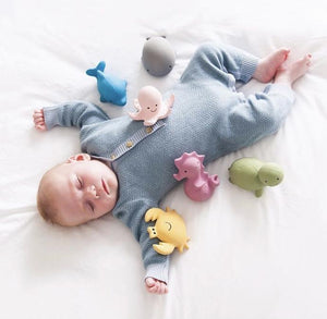 Our 10 Tips to Help a Baby Sleep at Night