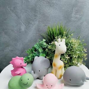 Pure Natural Rubber Baby Toys