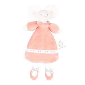 Meiya the Mouse Baby Lovey - Tikiri Toys