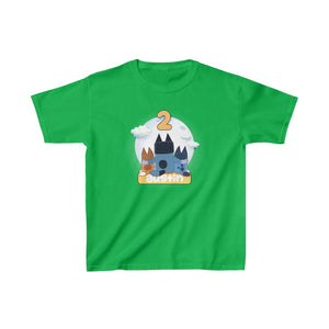 Bluey Kids Birthday Shirt