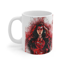 Load image into Gallery viewer, WandaVison Scarlet Witch Mug