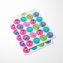 Load image into Gallery viewer, Abby Hatcher Cupcake Toppers - 3