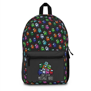 Among Us Black Backpack - 1