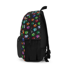 Load image into Gallery viewer, Among Us Black Backpack - 3
