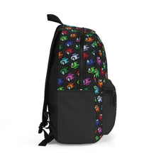 Load image into Gallery viewer, Among Us Black Backpack - 2