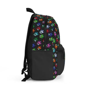 Among Us Black Backpack - 2