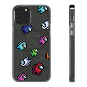 Among Us iPhone 12 Pro Clear Cases - 1