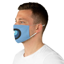 Load image into Gallery viewer, Among Us The Eye Blue Face Mask - 5