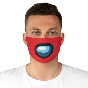 Among Us The Eye Red Face Mask - 4