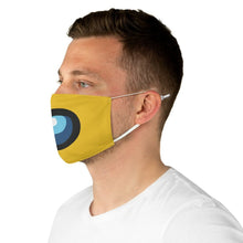 Load image into Gallery viewer, Among Us The Eye Yellow Face Mask - 5